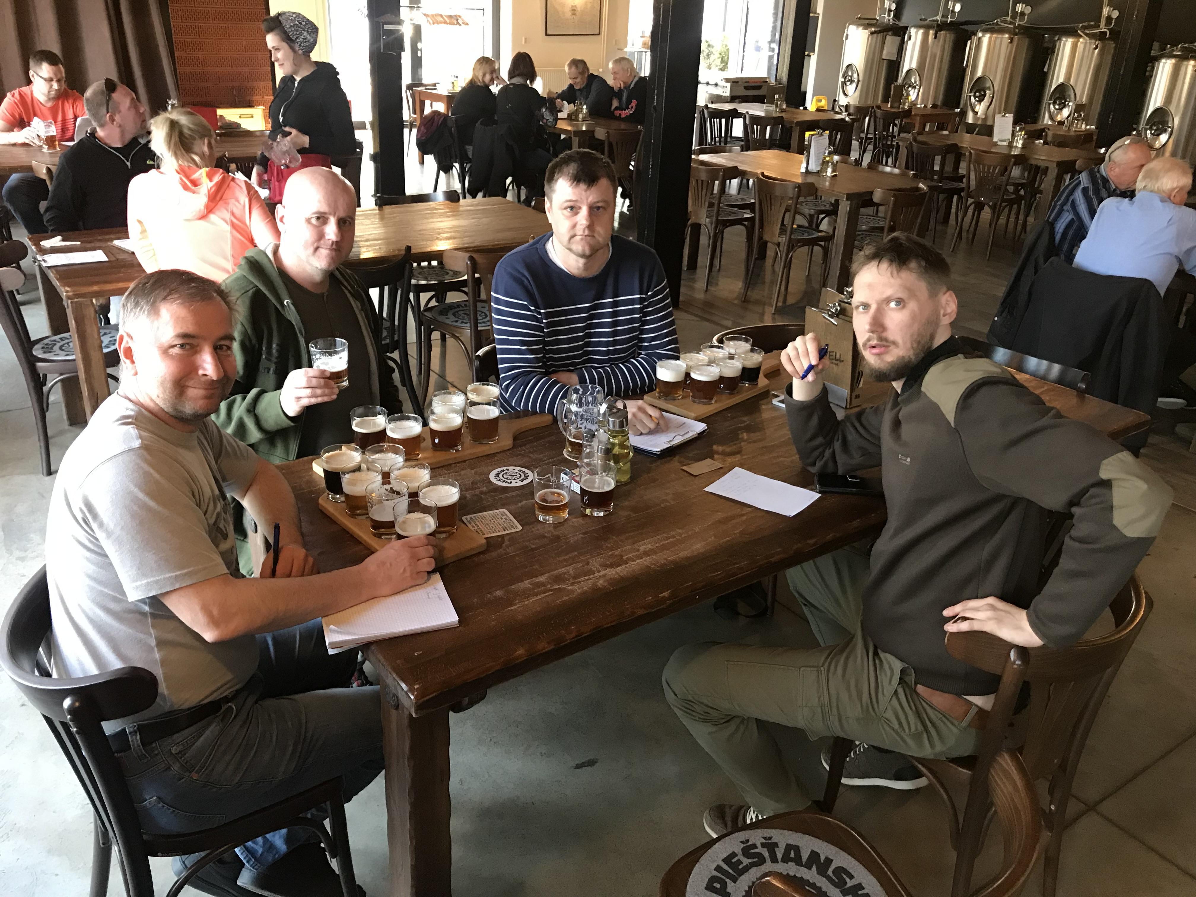 Beer Station a ŽiWELL navarí živé pivo pre akcie Trnavskej 13-ky