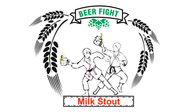Beer Fight: Milk stout (1. kolo)