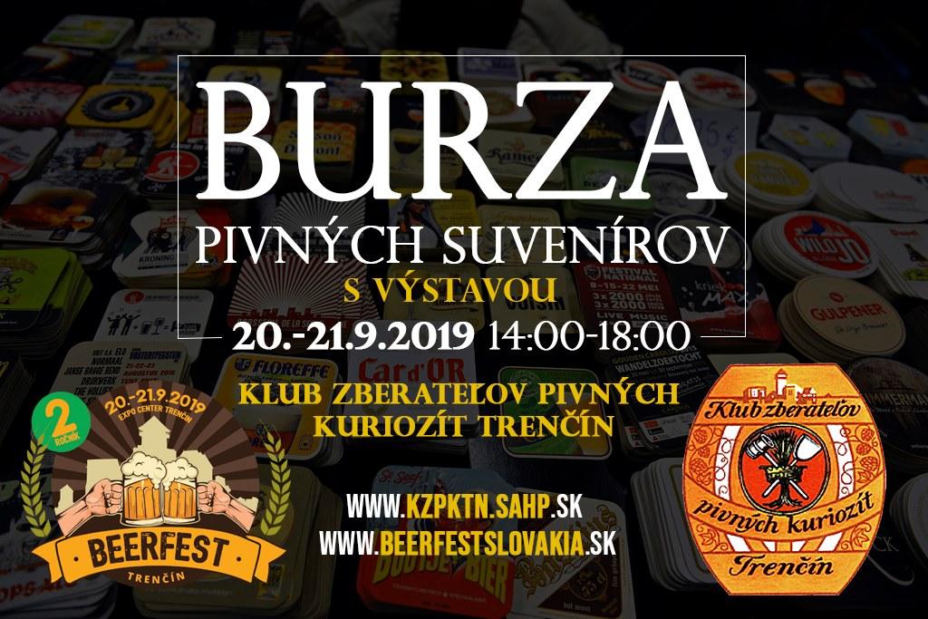 Na BeerFeste v Trenčíne aj Pivná burza spojená s výstavou suvenírov