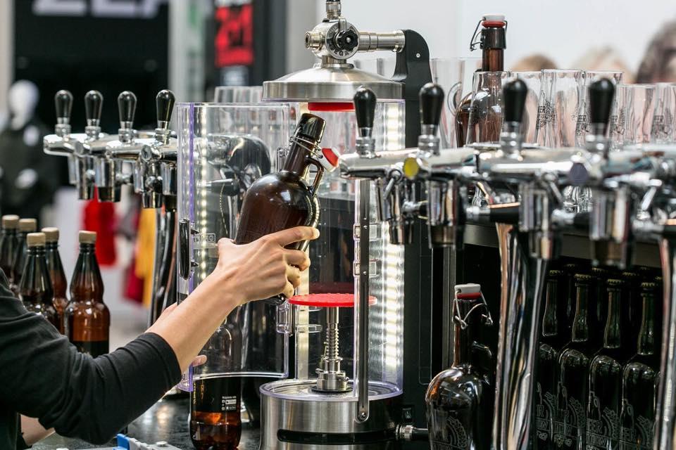 Tvorba ponuky pív a novinky v pivnej stanici Beer Station Trnava