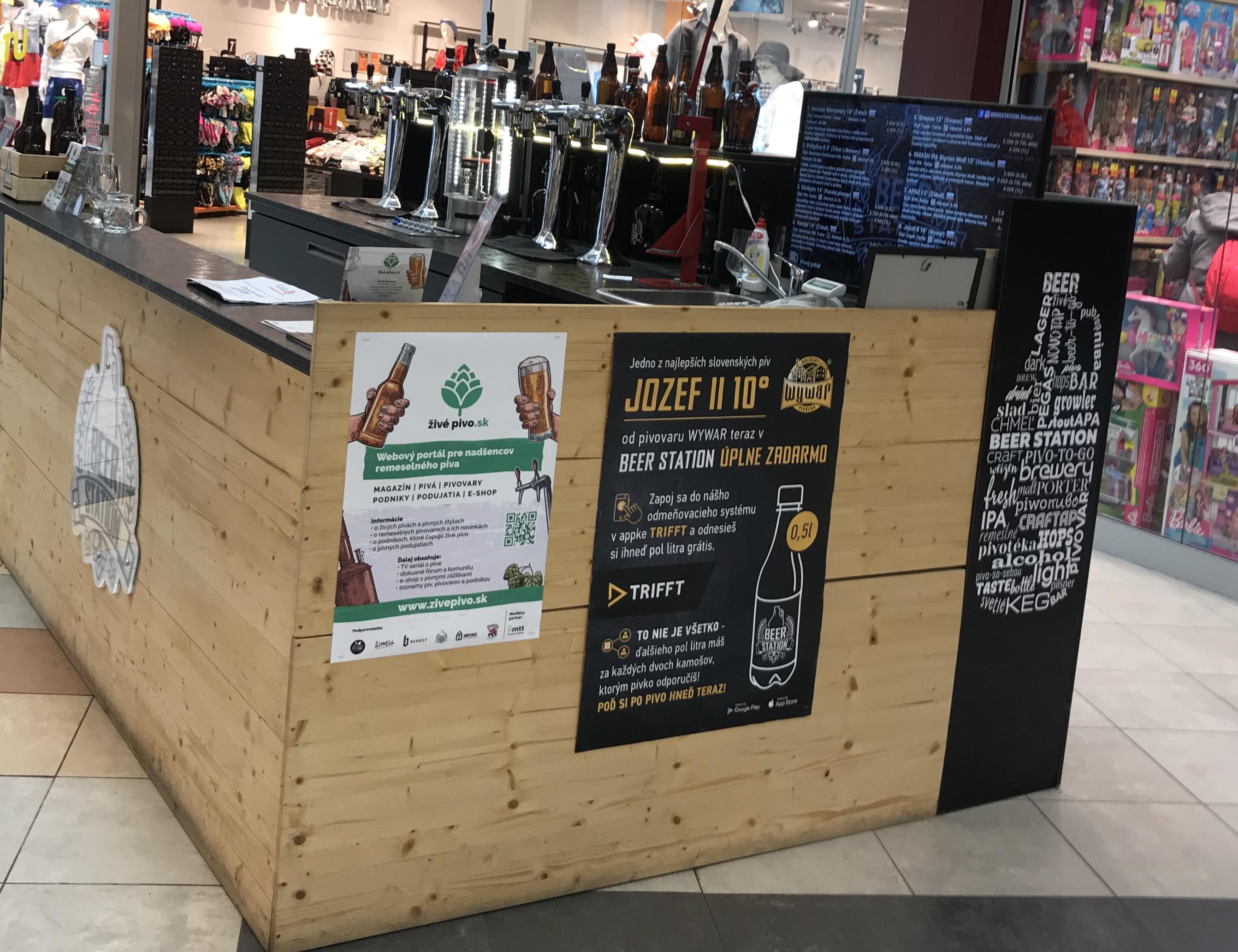 Veľkonočná ponuka pív v pivných staniciach Beer Station na Slovensku