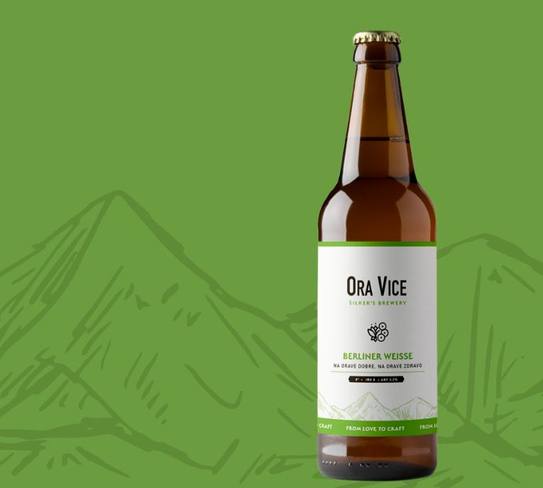 Experimentálny berliner Weisse Ora Vice prináša nový štýl piva