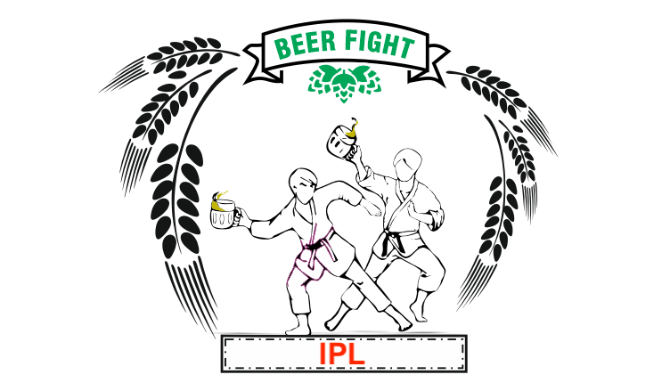 BEER FIGHT: India Pale Lager