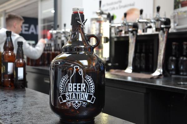 Kto šetrí, má za 3 … za 3l, pretože na veľkosti v Beer Station záleží!