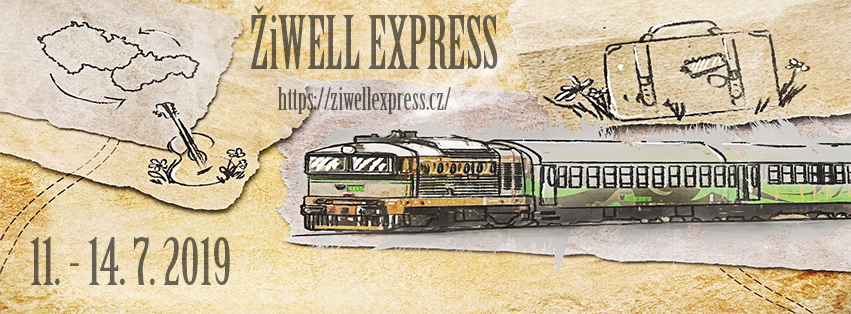 Špeciály od Sĺňavy a ŽiWELL Express Praha – Piešťany