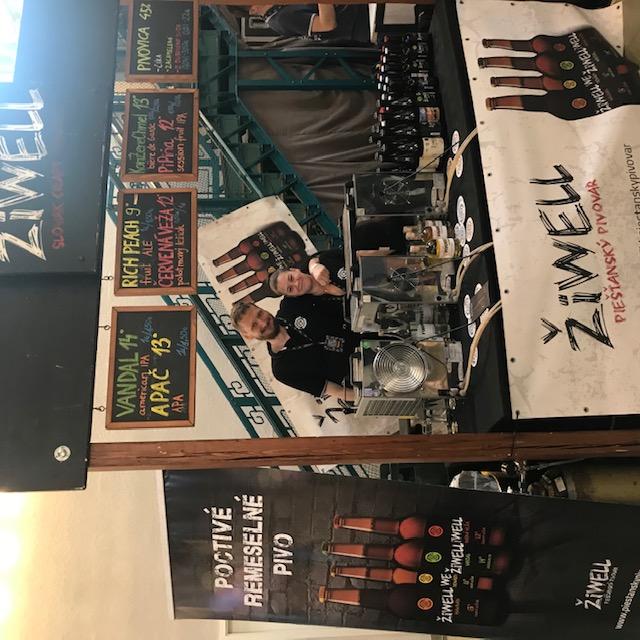 Fotoreportáž z jarného Salónu piva 2019