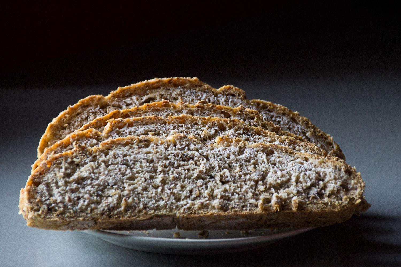 Recepty s pivom: Pivný chlebík z mláta