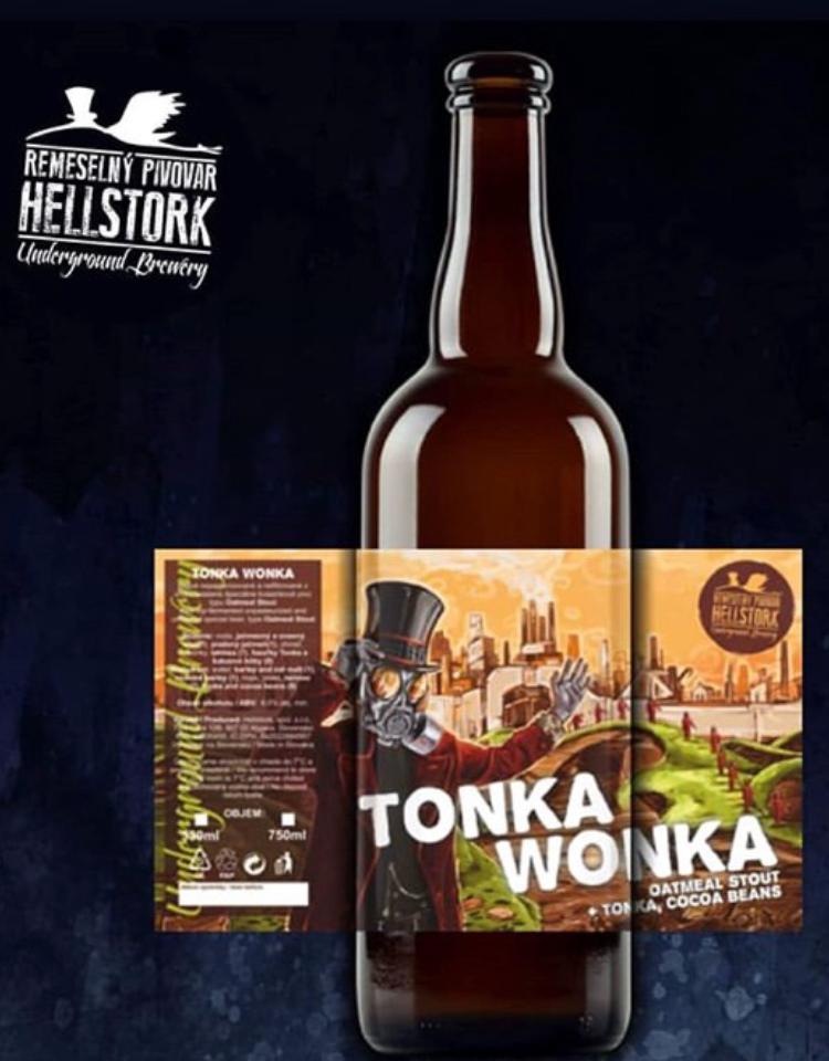 Hellstork a jeho fazuľka Tonka – o čo vlastne ide?