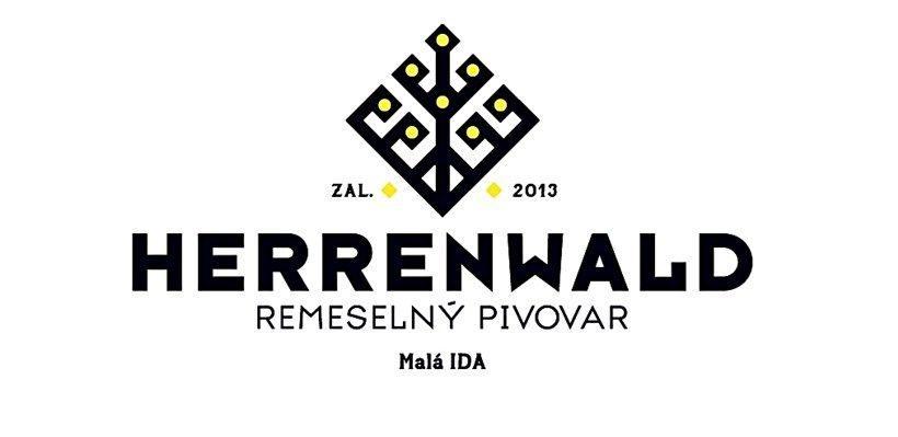 Logo pivovaru Herrenwald
