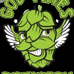 Logo pivovar God times