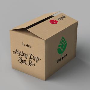 TIP NA DARČEK: Pivný MYSTERY box